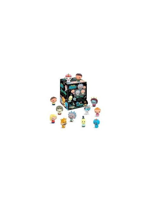 Figura Pint Size Blindbags Rick & Morty