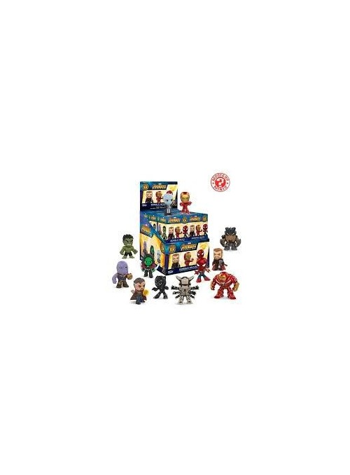 Figura Mystery Minis Los Vengadores Infinity War - Marvel