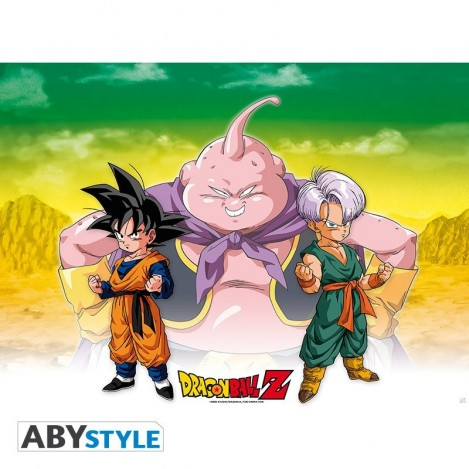 "Poster ""DBZ/ Goten & Trunks Vs Buu"" (52x38) - Dragon Ball"