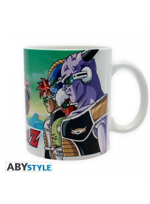 Taza Freezer Army - Dragon Ball