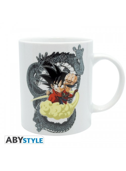 Taza Goku & Shenron - Dragon Ball