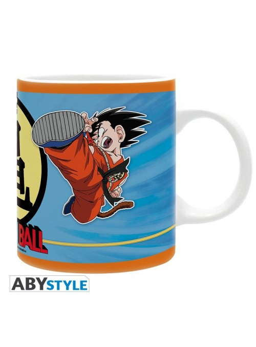 Taza Goku & Krilin - Dragon Ball