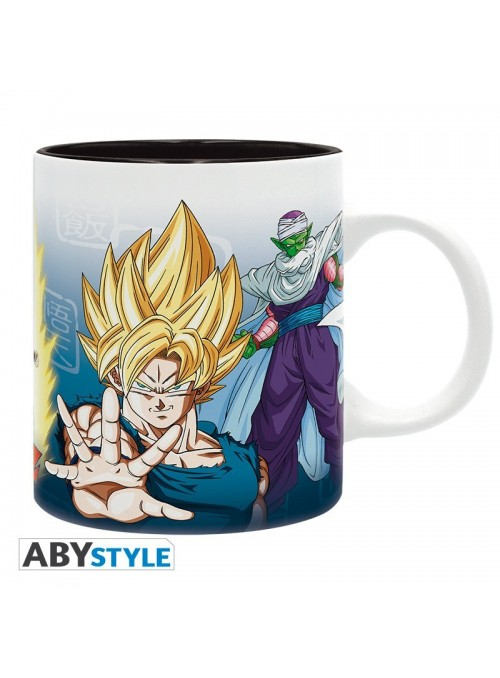 Taza Saiyans & Piccolo - Dragon Ball