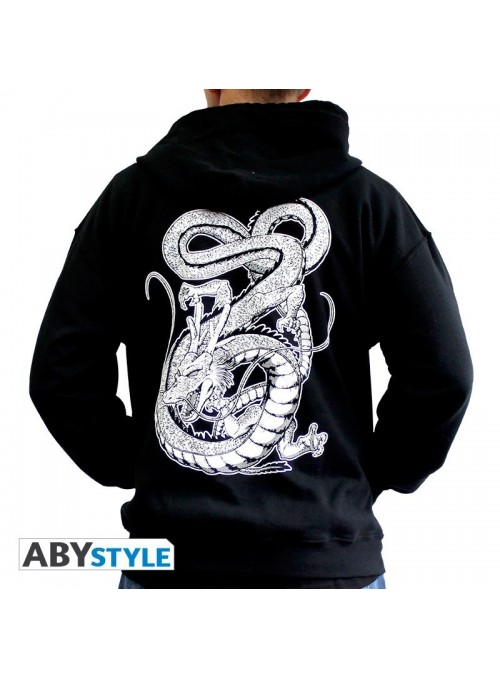 Sudadera negra Shenron - Dragon Ball