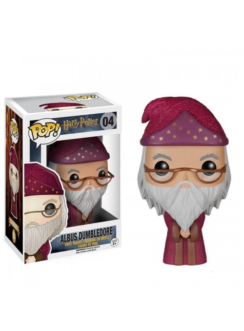 Figura Pop Albus Dumbledore - Harry Potter