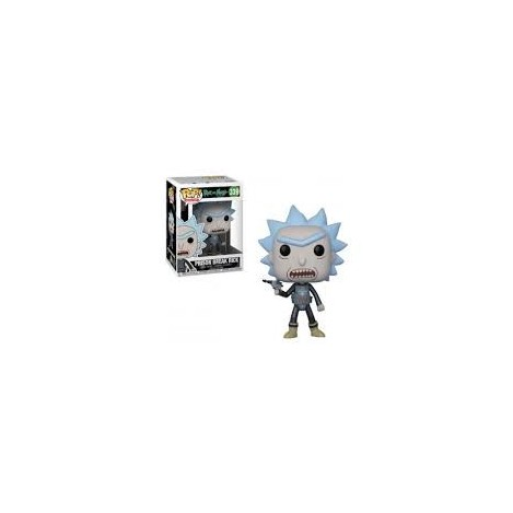 Figura Funko POP Prison Break Rick - Rick & Morty