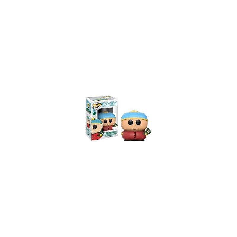 Figure POP Cartman & Clyde Exclusive - South Park