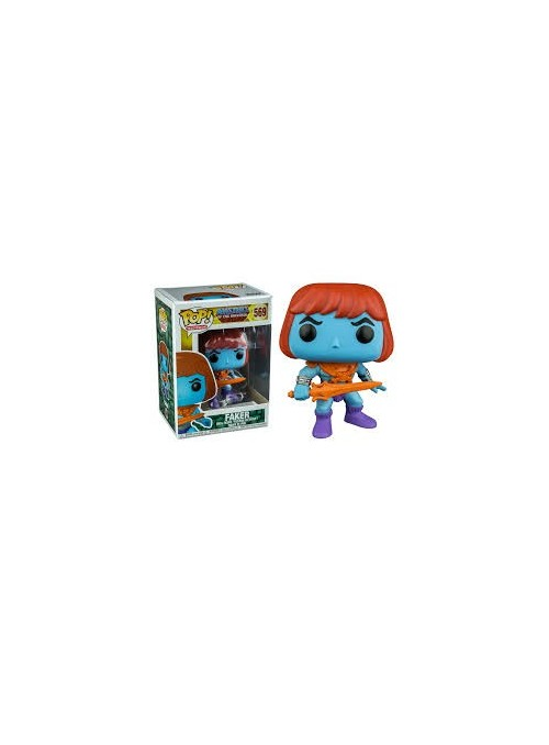 Figura POP Faker Exclusive - Master of the Universe