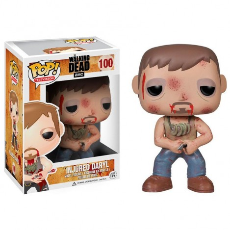Figura Funko Pop Daryl Herido - The Walking Dead