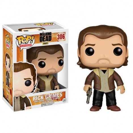 Figura Funko POP Rick Grimes - The Walking Dead