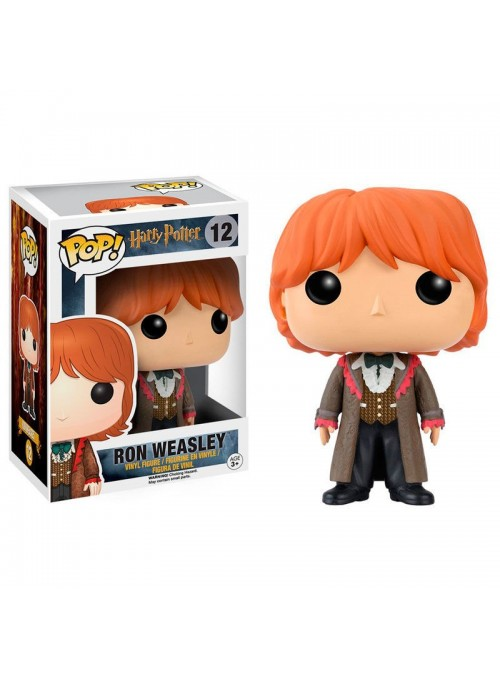 Figura POP Ron Weasley Yule Ball - Harry Potter