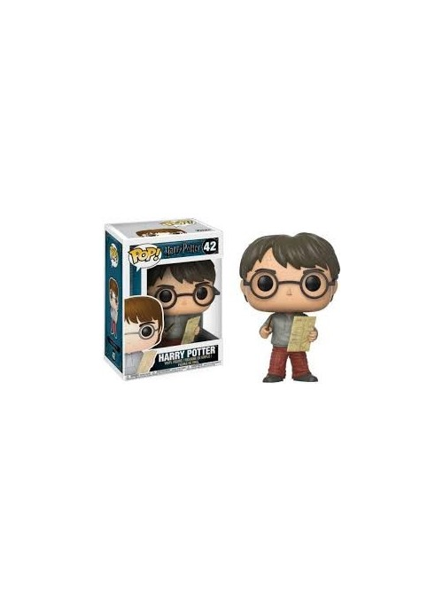 Figura POP Harry Marauders Map-Harry Potter