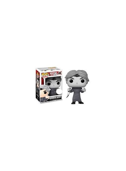 Figure POP Psycho Norman Bates-Black & White Exclusive