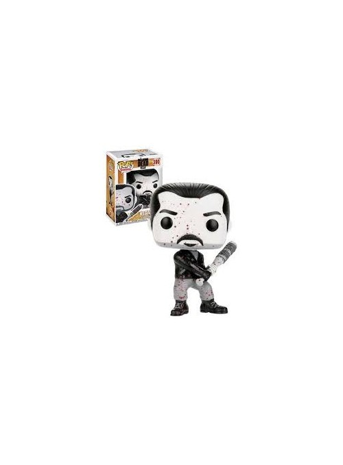 Figura POP Negan Black & White Exclusive- The Walking Dead