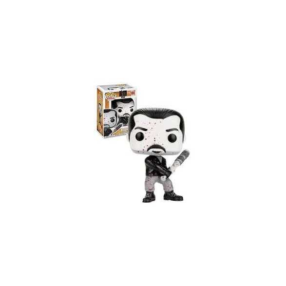 Figure POP Denying Black & White Exclusive - The Walking Dead