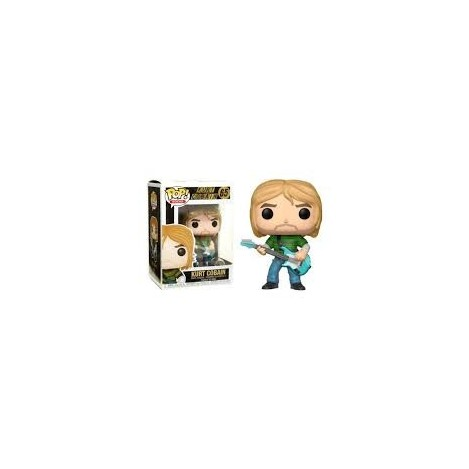 Figura Funko POP Kurt Cobain Teen Spirit