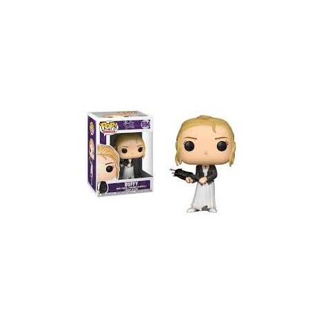 Figura Funko POP Slayer Buffy - Buffy Cazavampiros