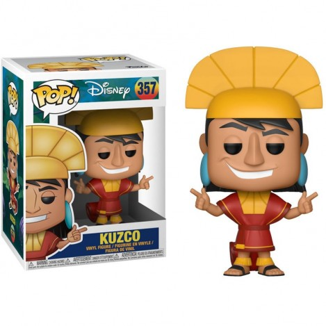 Figure POP Kuzco - The Emperor's new groove