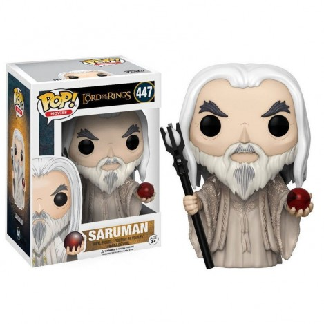 Figure POP Saruman - the Lord of The Rings