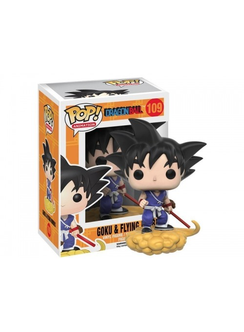 Figure POP Goku on Cloud Kinton - Dragon Ball