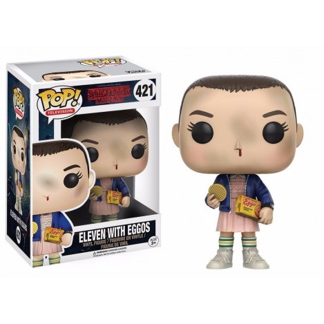 Figura POP Eleven With Eggos - Stranger Things