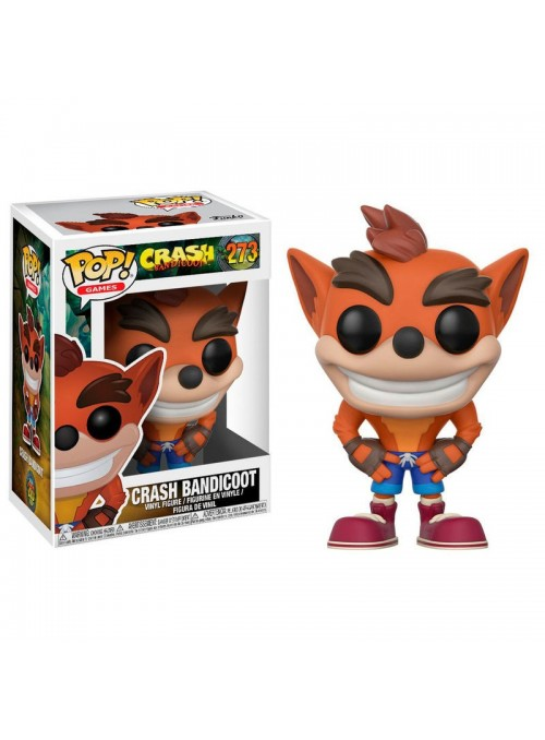 Figura Funko POP Crash Bandicoot