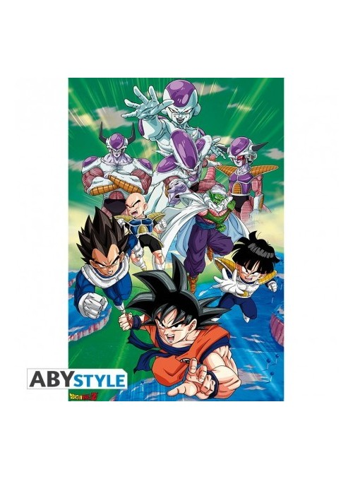 Poster Freezer - Dragon Ball