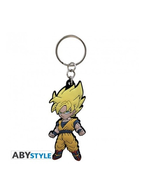 Llavero PVC Goku - Dragon Ball