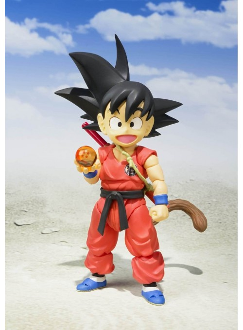 Goku Niño 10 cm - Dragon Ball Z