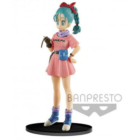Figura Bulma con Radar - Dragon Ball