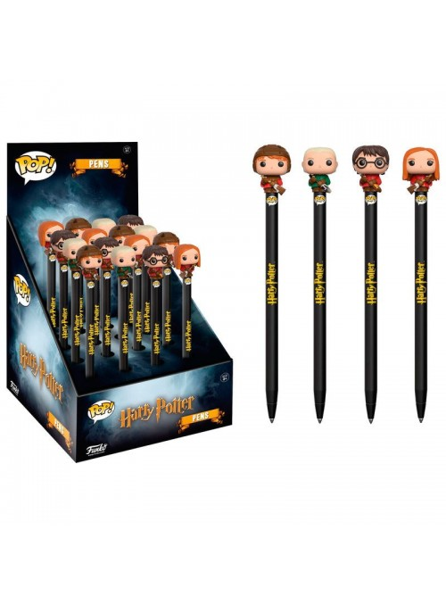 Bolígrafo Toppers Funko POP Harry Potter