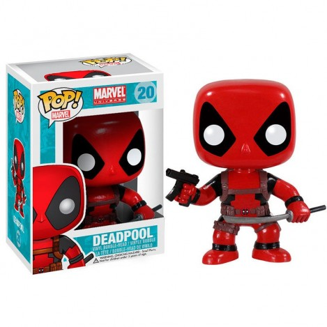 Figura Funko POP Deadpool Espada - Marvel