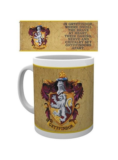 Taza Gryffindor Characteristics- Harry Potter
