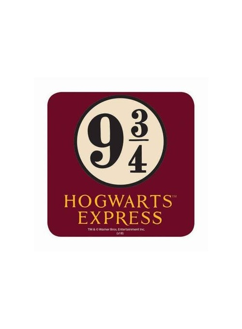 Posavasos Platform 9 3/4 - Harry Potter