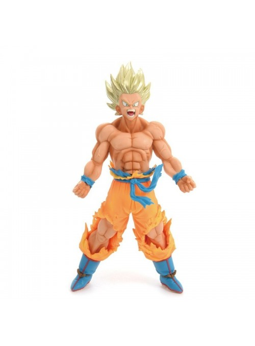 BANPRESTO - DRAGON BALL Z - BLOOD OF SAIYANS FIG. - SON GOKU 18cm