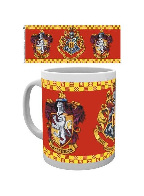 Taza Gryffindor - Harry Potter