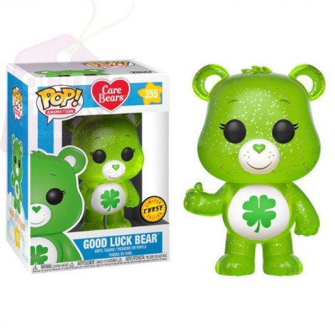 Figura Funko POP Good Luck Bear (Chase) - Care Bears