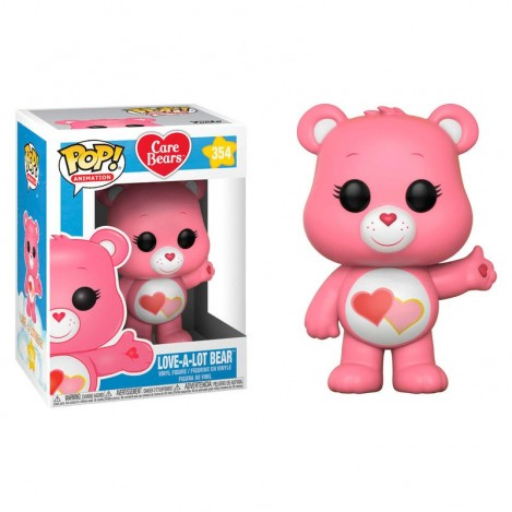 Figura Funko POP Love-A-Lot Bear- Care Bears