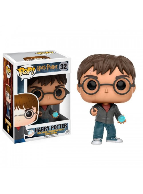 Figura POP Prophecy Harry- Harry Potter