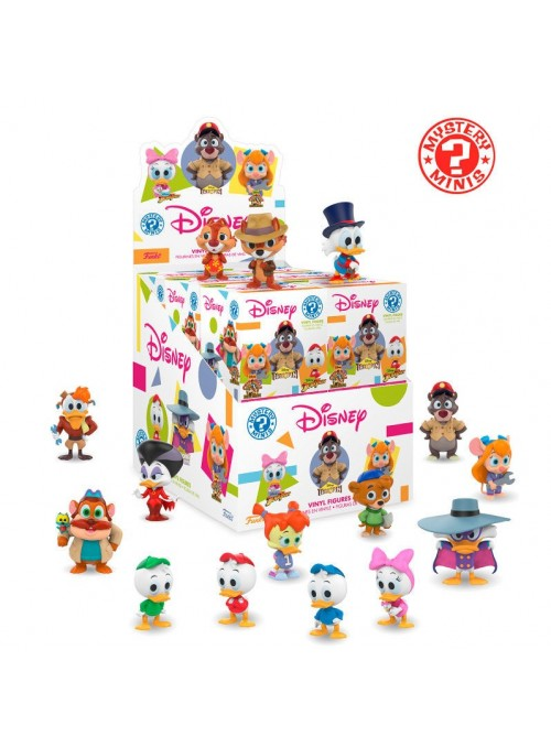 Figura Mystery Minis Disney Afternoon