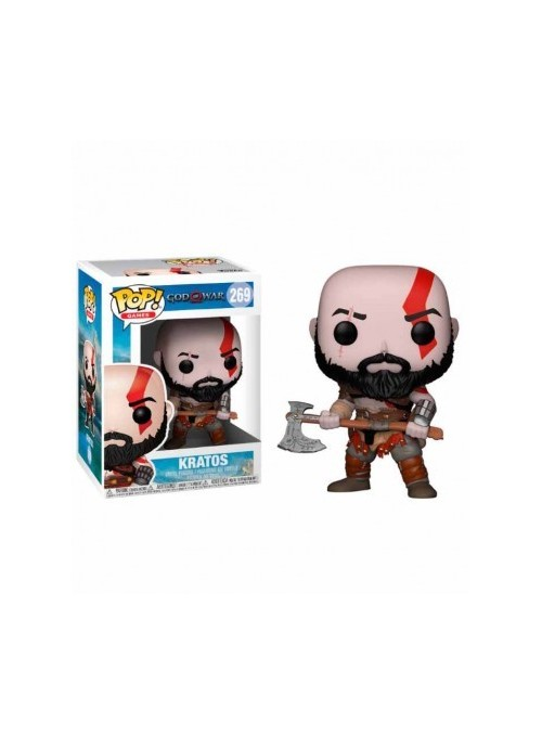 Figura Funko Pop Kratos- God of War
