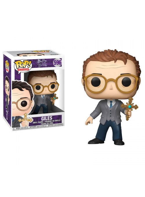 Figura POP Giles - Buffy the Vampire Slayer