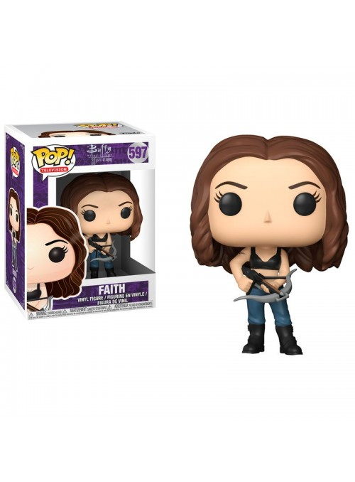 Figura POP Faith - Buffy the Vampire Slayer