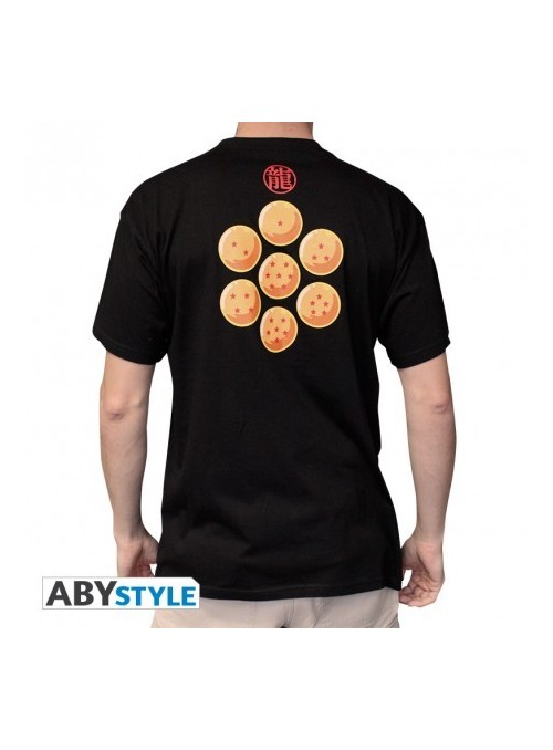 Camiseta Bolas de Cristal - Dragon Ball