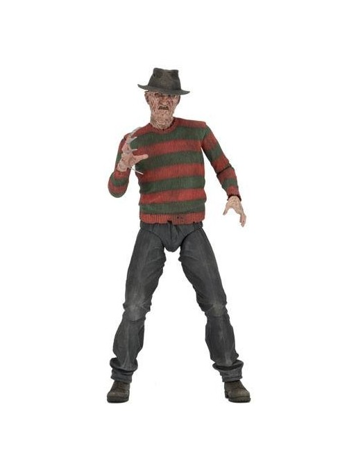Nightmare on Elm Street 2 Figure Ultimate Part 2 Freddy 18 cm
