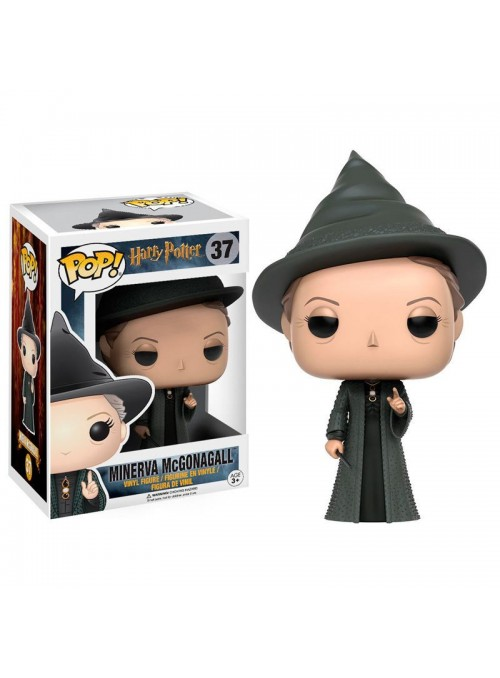 Figura POP Minerva McGonagall - Harry Potter