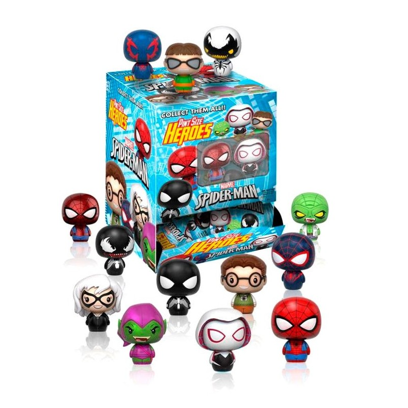Figure Pint-Size Spider-Blindbags - Marvel