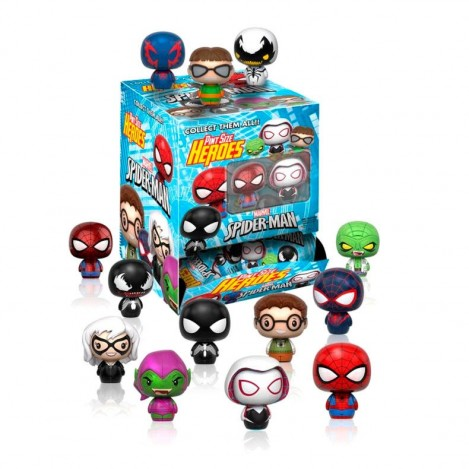 Figura Pint Size Blindbags Spider-Man - Marvel