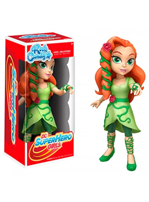 Figura Rock Candy Super Hero Girls Poison Ivy - DC