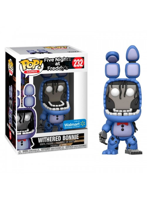 Figura POP Withered Bonnie Exclusive - Five Nights at Freddy's